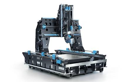 DMU 200 Gantry by DMG MORI